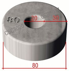 Concrete Spacer Single size