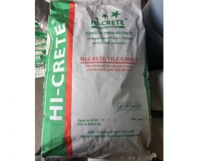 HI-CRETE TILE-GROUT