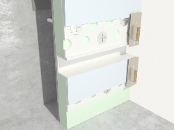 Drywall Movement Joint